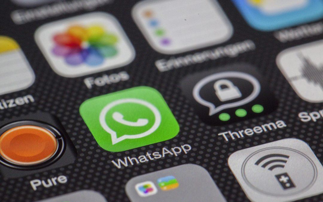 Mit WhatsApp immer am Ball bleiben