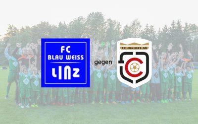 Vereinsausflug zu FC Blau-Weiß Linz gegen FC Juniors OÖ + Urfahraner Markt