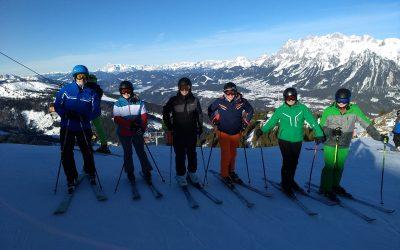 Vereins-Skitag am Hauser Kaibling